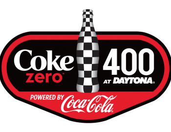 Coke Zero 400 race at Daytona International Speedway