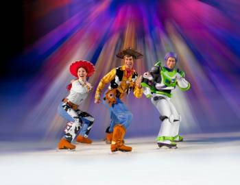 Disney on Ice - Follow your Heart - Orlando Amway Center