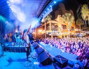 Florida Music Festival 2017 Downtown Orlando
