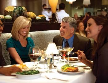 Eddie V's Seafood Restaurant Orlando