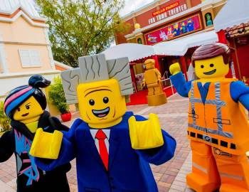 Legoland Florida within minutes of our Vacation Rental Homes