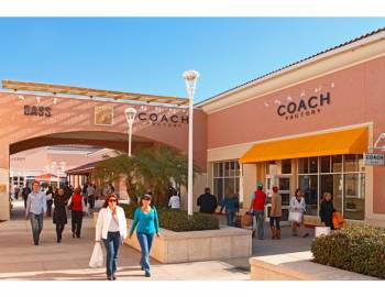 Orlando Premium Outlets on Vineland