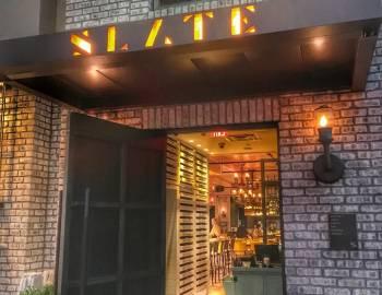 Slate Orlando restaurant