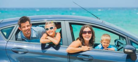 Rental Car for your Vacation Home stay