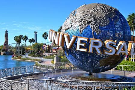 Universal Studios Orlando, within minutes of our Orlando Vacation Rental Homes