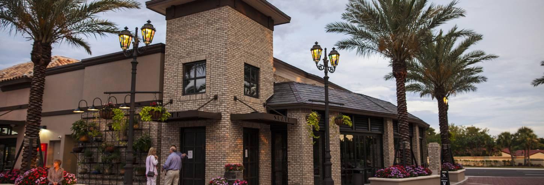 Slate restaurant Orlando