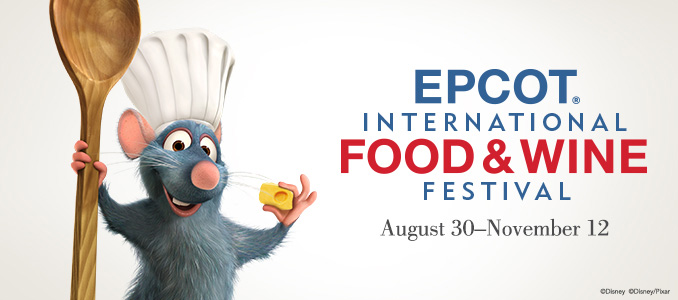 Epcot International Food and Wine Festival 2018