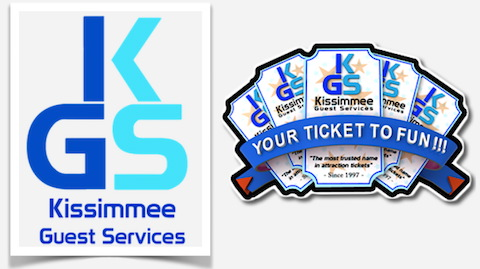 Kissimmee Guest Services Theme Park Tickets