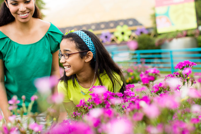 The Epcot® International Flower & Garden Festival